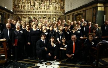 Concierto en la Catedral de Zaragoza,